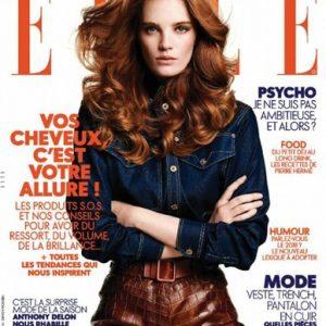 دانلود مجله مد و فشن Elle