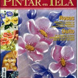 دانلود مجلات و ژورنال های آموزش نقاشی روی پارچه