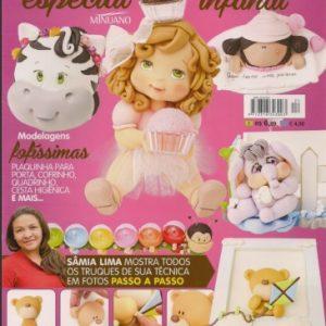 دانلود مجله عروسک سازی خمیری Plastic doll n: 24