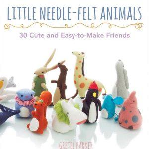دانلود کتاب آموزش دوخت حیوانات نمدی