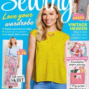 دانلود مجله خیاطی love sewing
