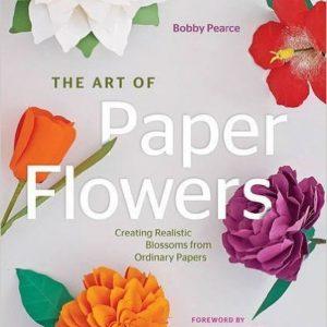 دانلود کتاب آموزش تصویری اوریگامی گل
