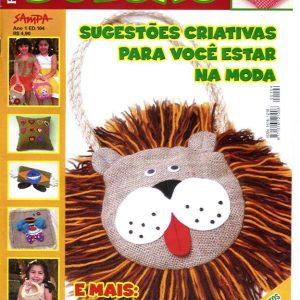دانلود مجله آموزش دوخت کیف کودک