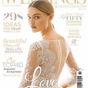 دانلود مجله عروس Wedding Nov 2018