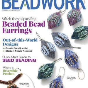 دانلود مجله جواهر سازی Bead work 2019