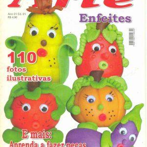 دانلود مجله آموزش تصویری میوه های خمیری