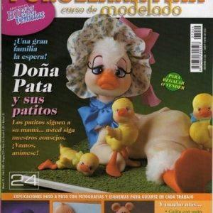 دانلود مجله آموزش عروسک های خمیری جدید
