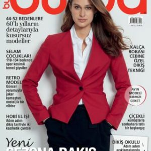 دانلود مجله بوردا ترکی Burda Turkiye َAgu 2019