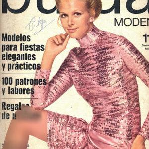 دانلود مجله بوردا قدیمی ۱۹۶۹با الگو