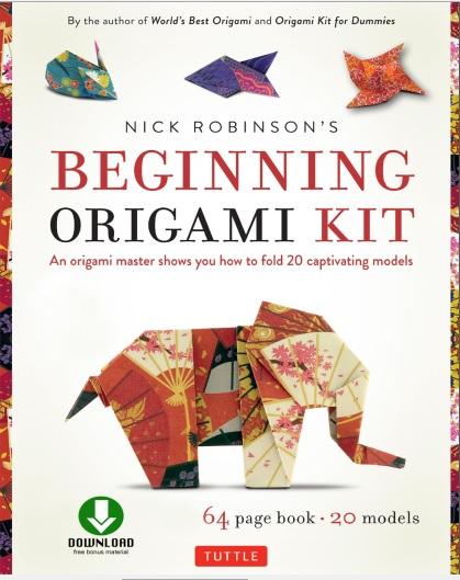 ساخت اوریگامی فیل