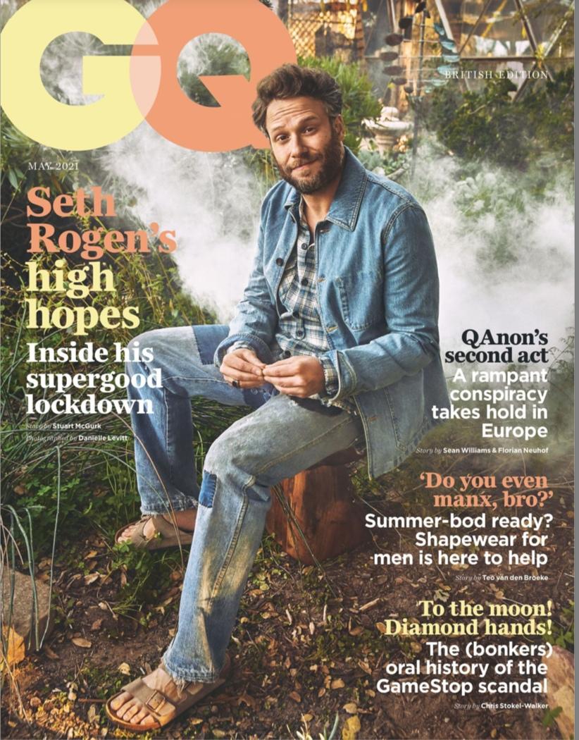 مجله GQ 2021