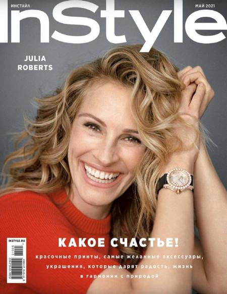 مجله instyle