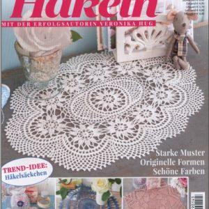 دانلود مجله قلاب بافی رومیزی جدید