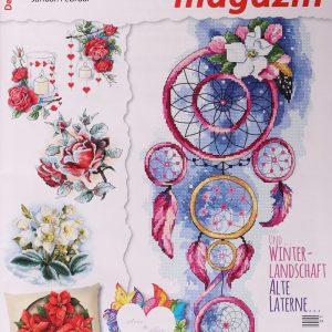 مجله های خارجی شماره دوزی