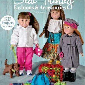 کتاب الگوی لباس عروسک جدید
