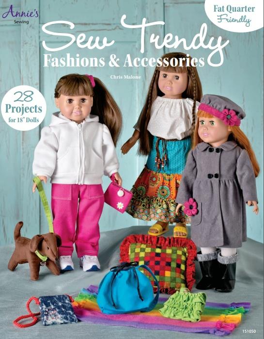کتاب الگوی لباس عروسک
